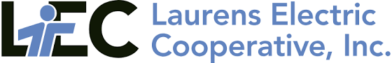 laurens electric logo